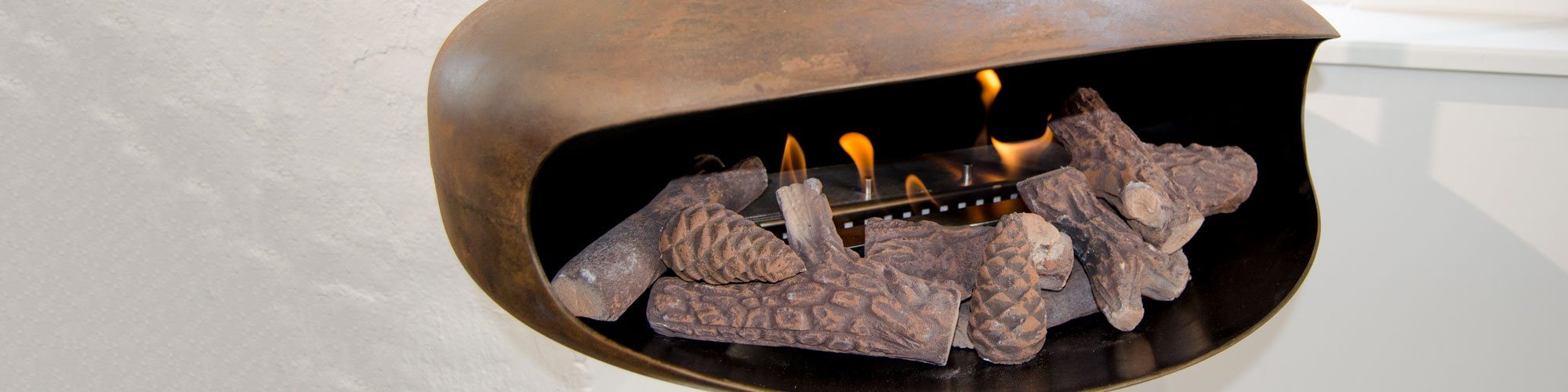 Bioethanol fireplace accessories