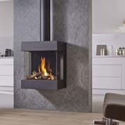 Benefits of a gas fireplace
