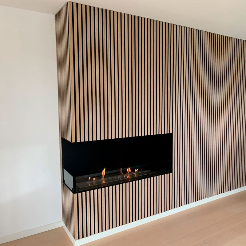 Are you considering the popular acoustic panels as part of your decor?