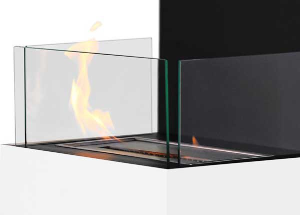 How much does it cost to have a bioethanol fireplace ignited?
