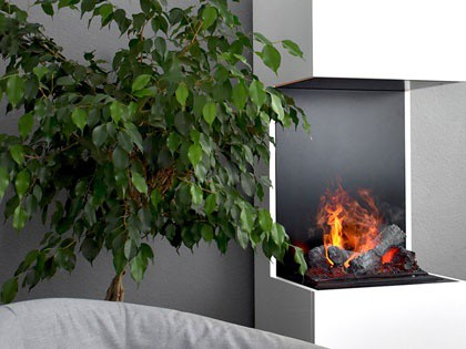 water vapour fireplace