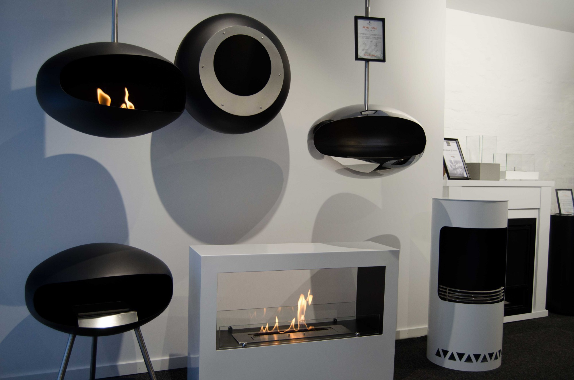 Become a bioethanol fireplace dealer