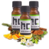 10 pack of Liquid oil Fragrance for use with bioethanol burners,  creates  inviting scents in your home.