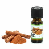 Liquid oil Fragrance for use with bioethanol burners to create an inviting cinnamon scent in your home.