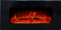 West electric fireplace